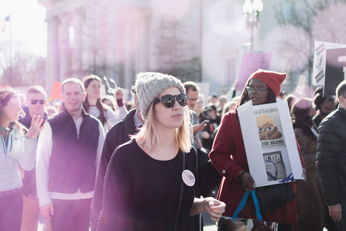 Women's March DC 2018   by kelly bell photography