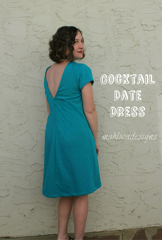M7628 cocktail dress 12 label 2