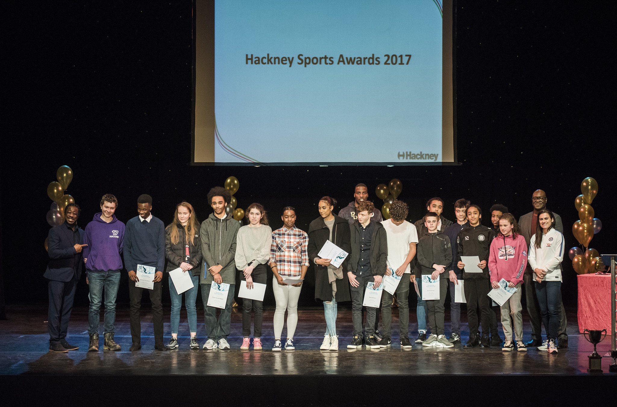 Hackney Sports Awards 2018