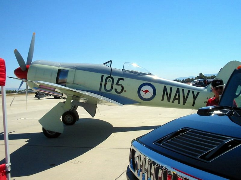 Hawker Sea Fury FB.11 2
