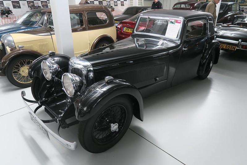 British Motor Museum - Jaguar Heritage Collection