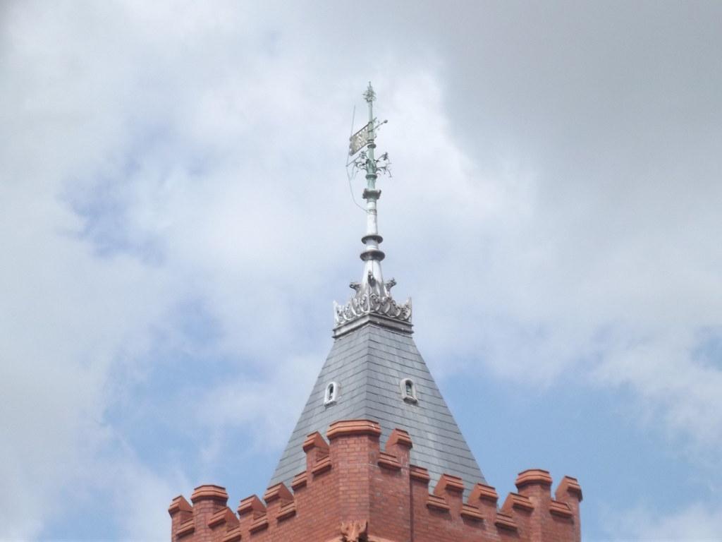 The Pierhead Building - Roald Dahl Plass, Cardiff Bay - we