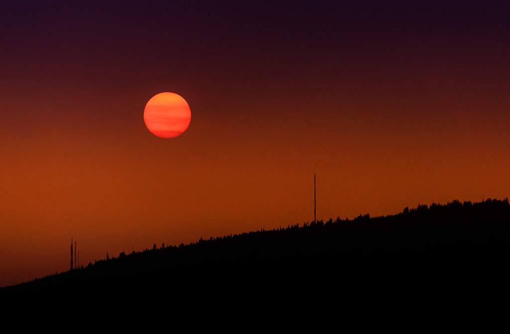 Smoke Sun