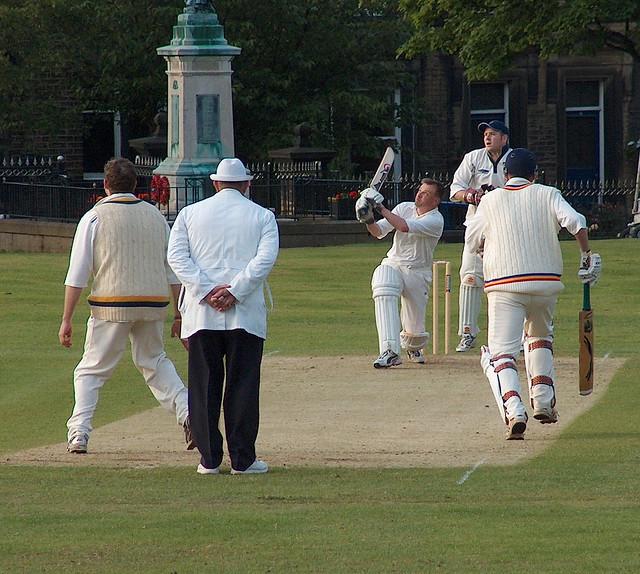 John Akrigg v Calverley 11-6-2005