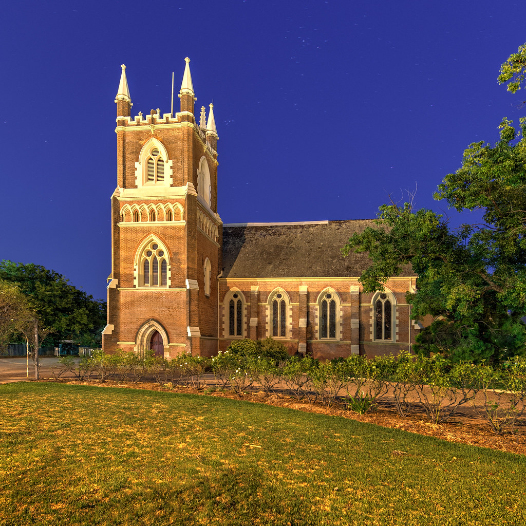 St John the Baptist Anglican Church, Mudgee