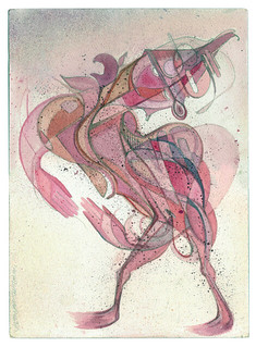 flamingo thingo | by iamhieronymus@gmail.com