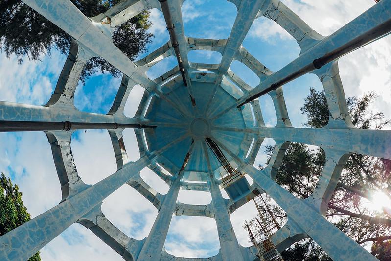 網|朴子水塔