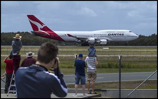 Plane Spotters at Brisbane Runway 19= | by Sheba_Also 17,000,000 + views