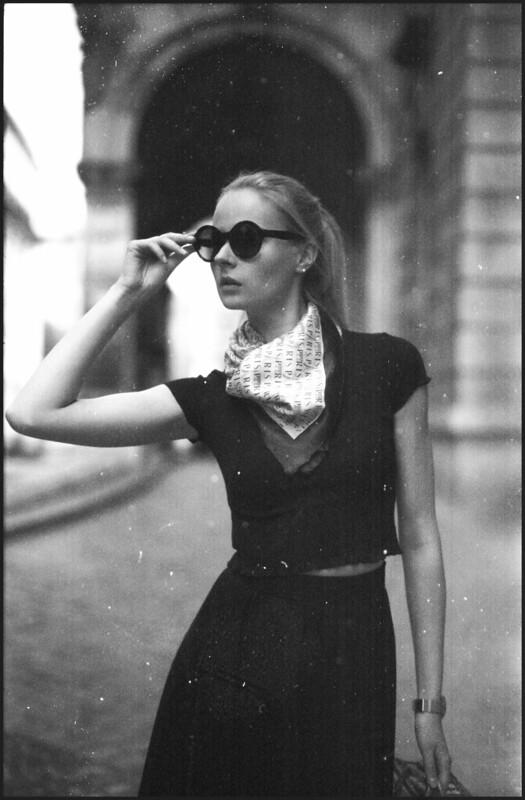 Vintage Film Look