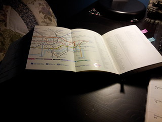 london-fold-out-underground-map | by inlovewithjournals