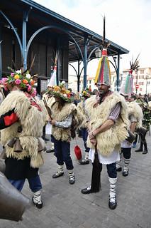 Jour de Carnaval à Bayonne