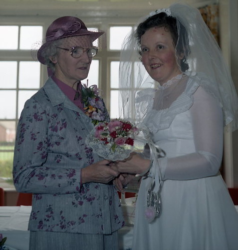 Bride and mother?
