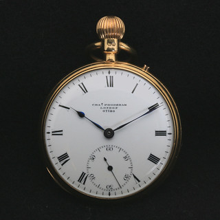 Charles Frodsham & Co pocket watch | by Noodlefish