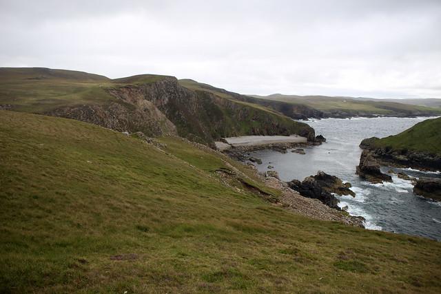 The coast near AultivullinThe coast near Aultivullin