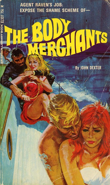 Ember Library 337 - John Dexter - The Body Merchants