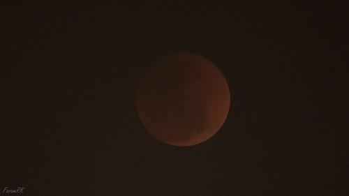 31jan2018 bluemoon lunareclipse skyglow supermoon totallunareclipse ahmedabad gujarat india in