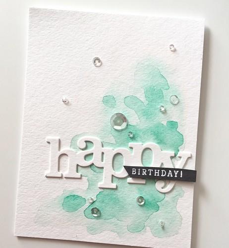 Birthday card   by Kimberly Toney