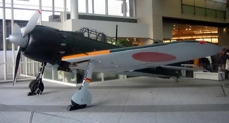 A6M5 Zero 5