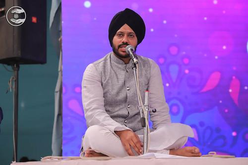 Stage Secretary, Amritpal Singh