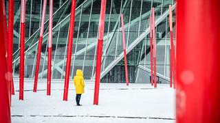 Under the snow - Dublin, Ireland - Street photography | by Giuseppe Milo (www.pixael.com)