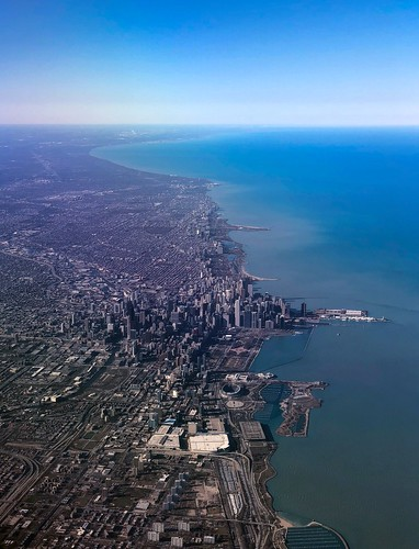 Chicago from the south | by PierTom