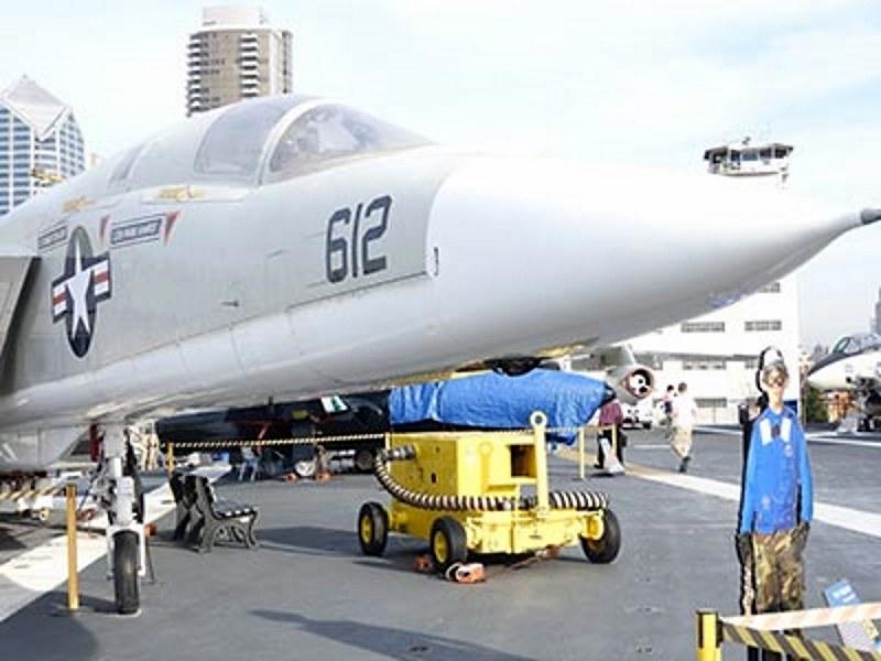 North American RA-5C Vigilante 5