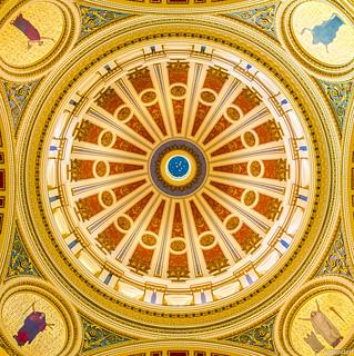 Pennsylvania Capitol Dome Interior