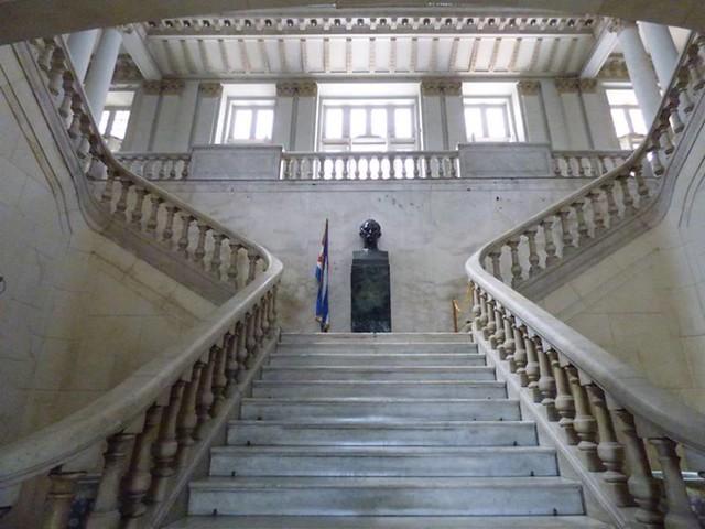 museo revolucion interior