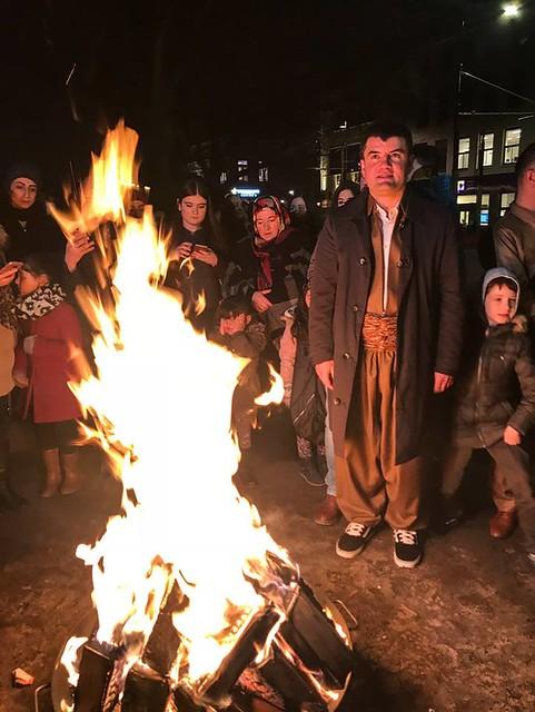 Agirê Newrozê nîşana serkeftin û bi dawî anîna zordarî û bidestiyê ye.