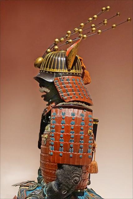 Armure de Daimyo (Musée Guimet / MNAAG, Paris)