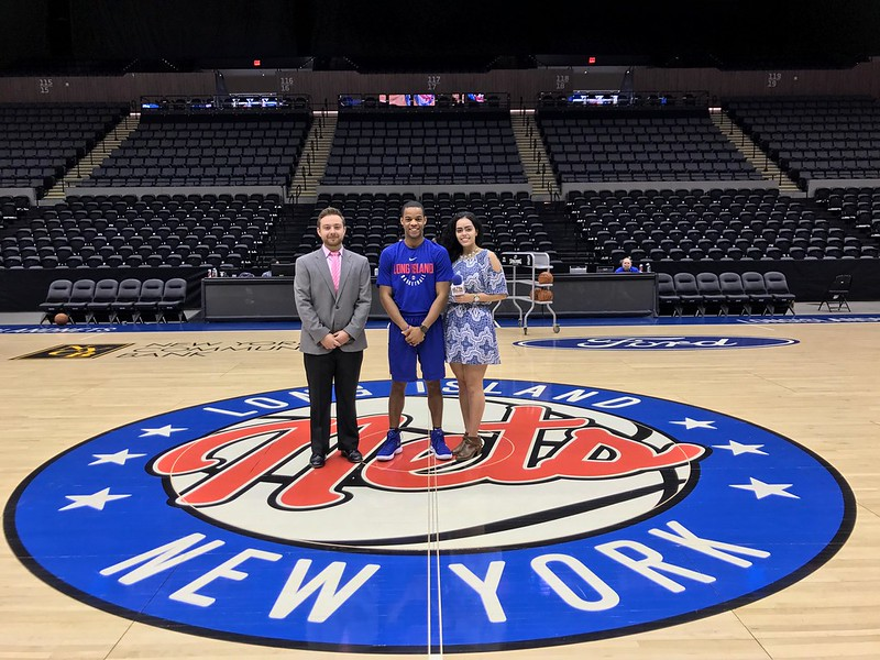 WRHU Proud to be the flagship station for Long Island Nets Basketball Broadcasts