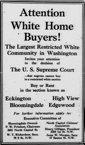 The Sunday Star, May 30, 1926 | by mappingsegregation