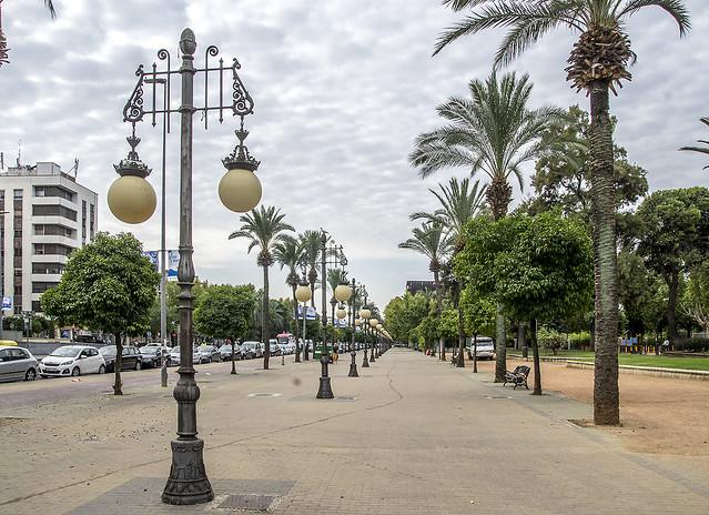 Córdoba, Avenida de los Mozárabes
