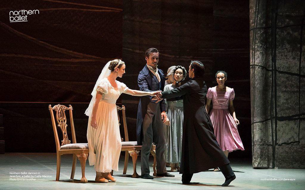 Northern Ballet's Jane Eyre - A Ballet by Cathy Marston | Flickr