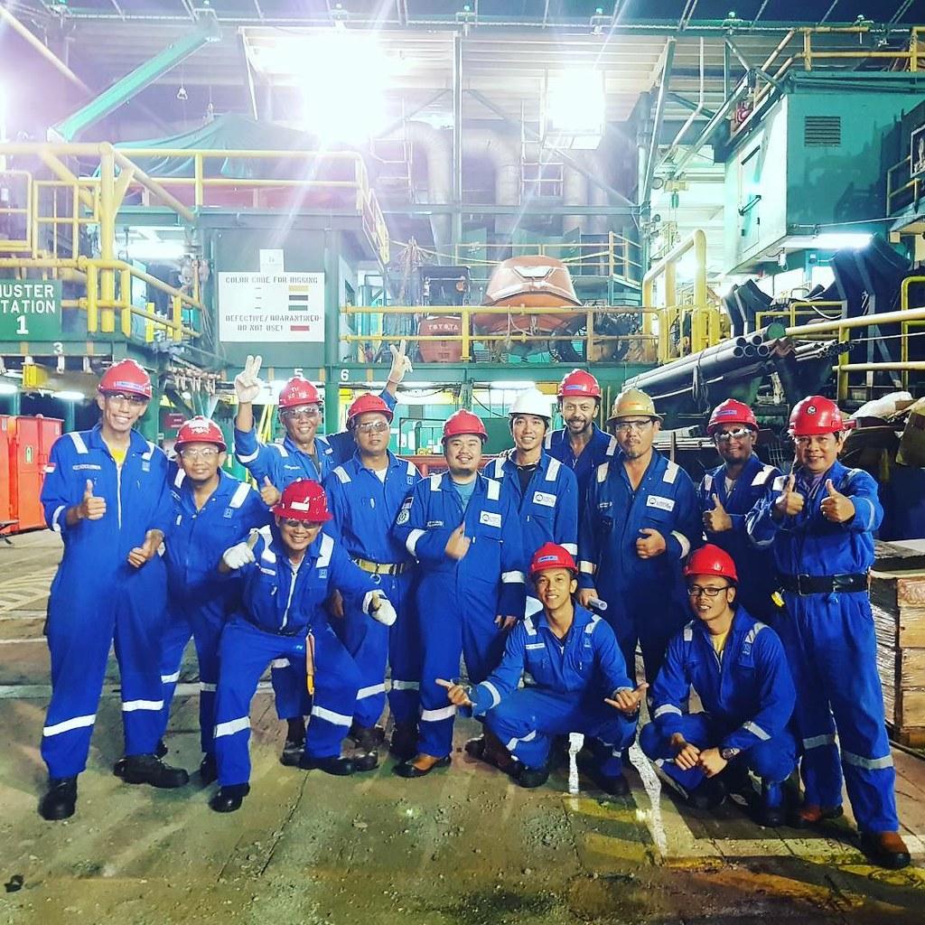 Patra Dinamika PADI Subsea ROV Inspection Class Mojave Jak