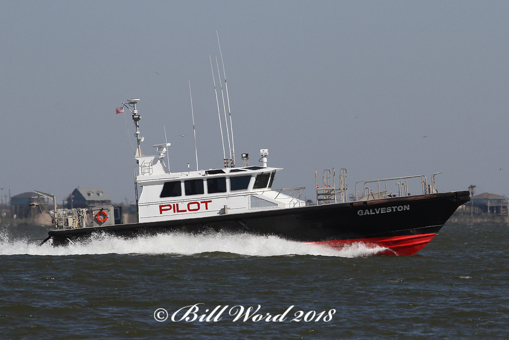 Galveston Pilot Vessel MMSI 367457250 Galveston Pilots Ass
