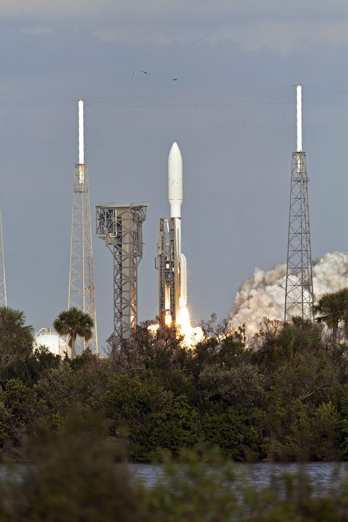 GOES-S Liftoff from SLC-41