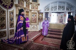 Литургия Преждеосвященных Даров 470