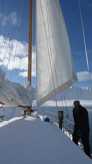 Tay jib work | by Sailing P & G