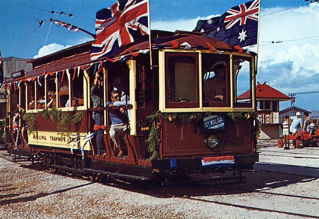 A1, Australian Electric Traction Museum, St Kilda, South Australia.