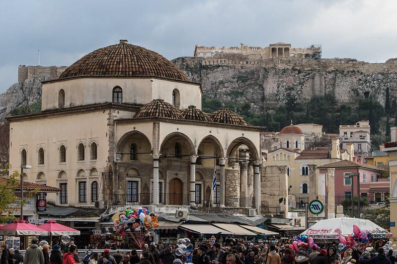 Tzistarakis Mosque, Athens
