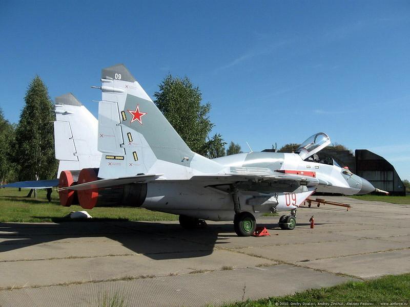 MiG-29SMT Fulcrum 3