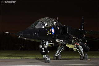 Sepecat Jaguar T.2 XX837 | by Ian Garfield - thanks for over 2 million views!