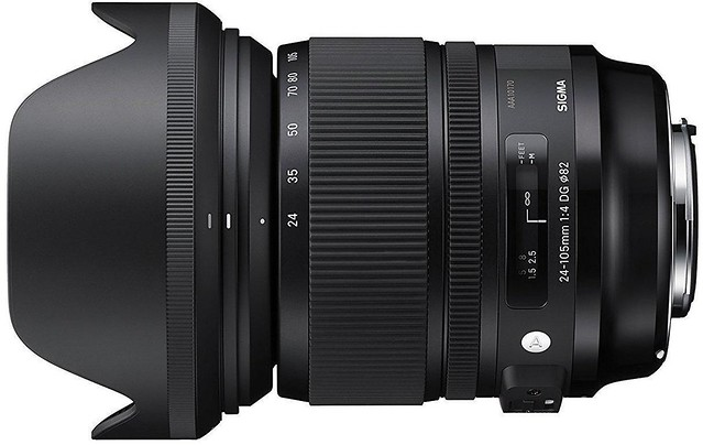 Sigma 24~105mm ƒ/4 DG OS HSM | Art