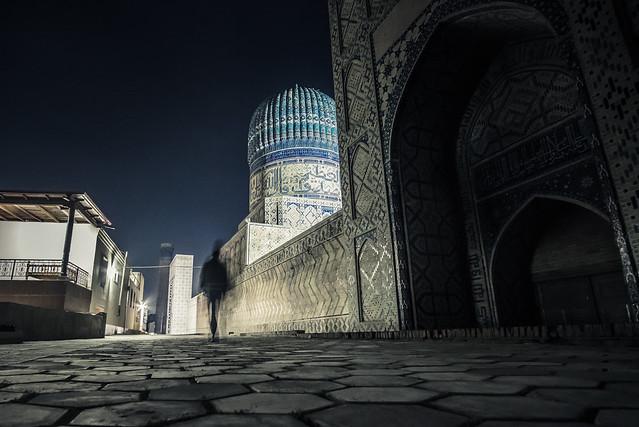 Night Samarkand