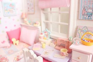 Kawaii Room Made For Myself Sanrio Characters Re Me Carolina Tyran Flickr