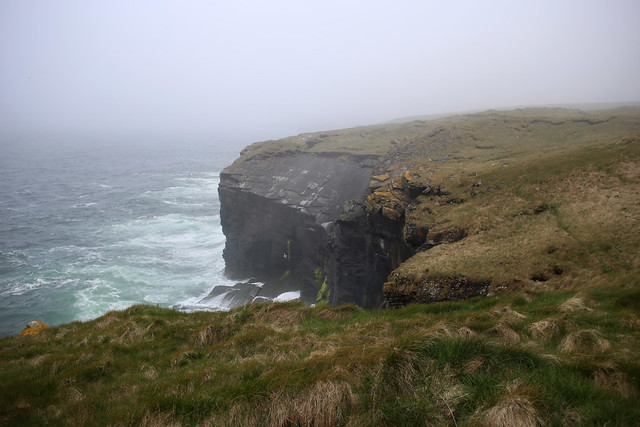 The coast south of Wick