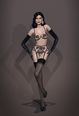 Seduction Lingerie @Treschic