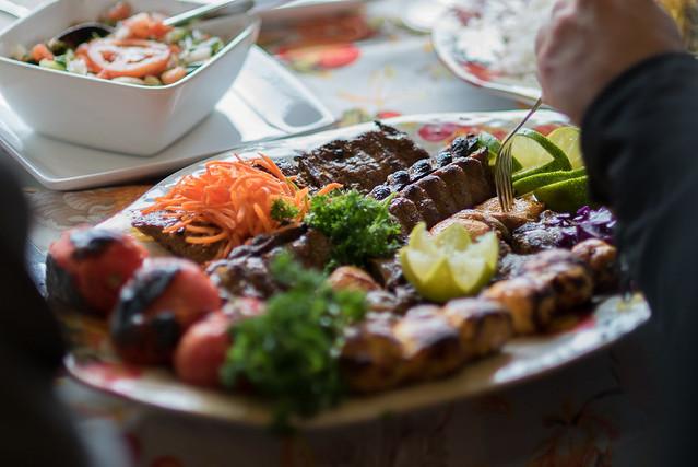Nowruz Lunch