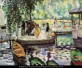 Renoir_La-Grenouillere2   by At Sunnyside